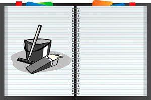 Agenda para organizar la limpieza del hogar