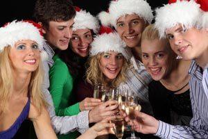Cómo comportarse en una fiesta formal