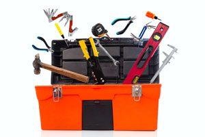 Cómo crear una caja de herramientas completa