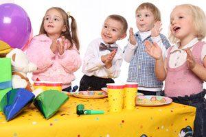 Cómo elegir el salón de fiestas infantiles