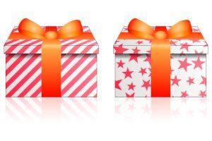 Cómo exhibir los regalos en una celebración