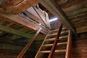 Cómo organizar el ático o el sótano