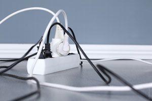 Cómo organizar los cables