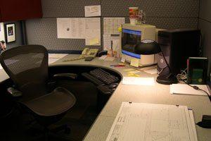 Cómo organizar el escritorio de la oficina