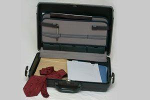 Cómo organizar el maletín