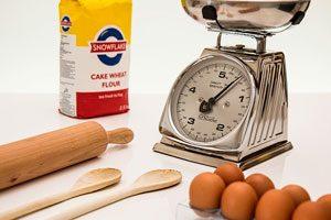 Cómo organizar los medidores de la cocina
