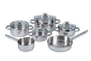 Cómo organizar las ollas y sartenes en la cocina