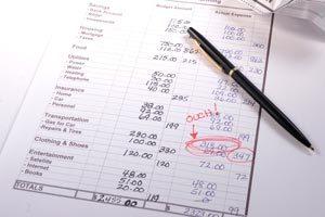 Cómo organizar el presupuesto de gastos