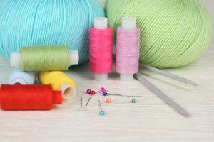 Cómo organizar tu sala de costura