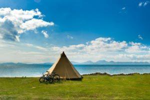 Cómo organizar un campamento