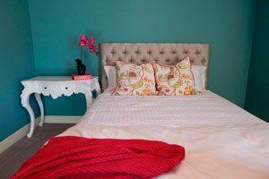Cómo organizar un dormitorio de visitas pequeño