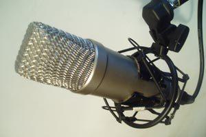 Cómo organizar un programa de radio en la escuela