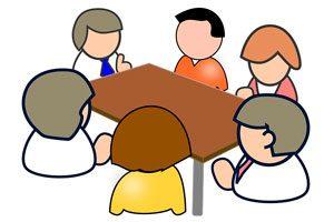 Cómo organizar una reunión de padres en casa