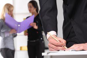 Cómo organizarte para una entrevista de trabajo
