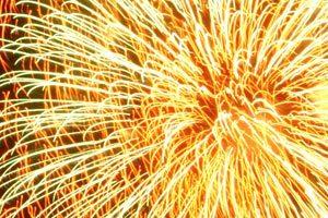 Cómo planificar un show de fuegos artificiales