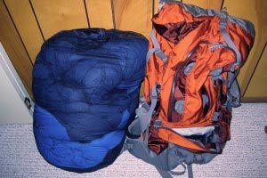 Cómo preparar la mochila para un campamento