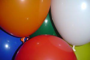 Ideas para decorar una fiesta con globos