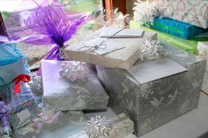 Lista de regalos para cualquier evento