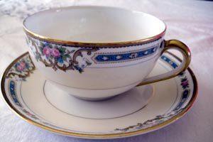 Normas protocolares para servir el té