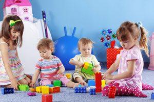 El orden en una casa con niños pequeños