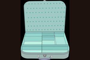 Organizando la maleta de viaje