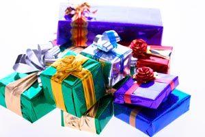 Qué regalar en un evento social