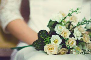 Tipos clásicos de ramos de novia