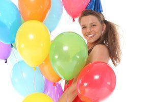 Tres ideas creativas con globos